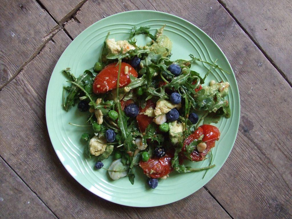 les légumes à feuilles vertes sont conseillés dans le cadre du régime pour augmenter la fertilité
