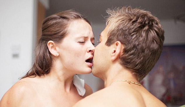 le plaisir sexuel pendant l'accouchement peut aider à accoucher plus vite